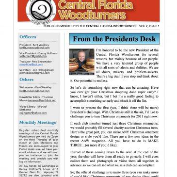 January 2021 CFWT Newsletter