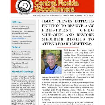 March 2021 CFWT Newsletter